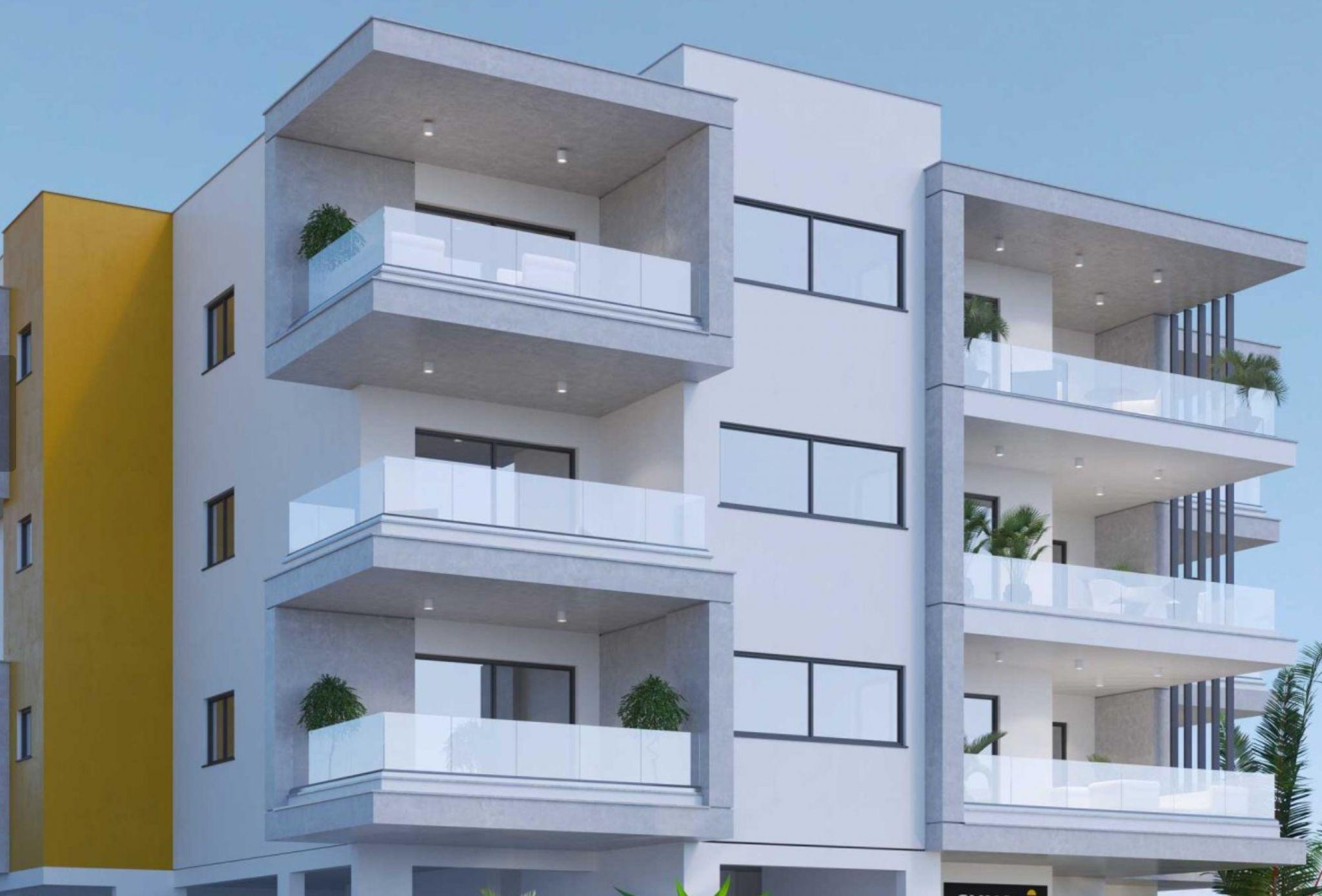 1st floor 2 bedroom apartment in Ayios Spyridonas area of Li.....