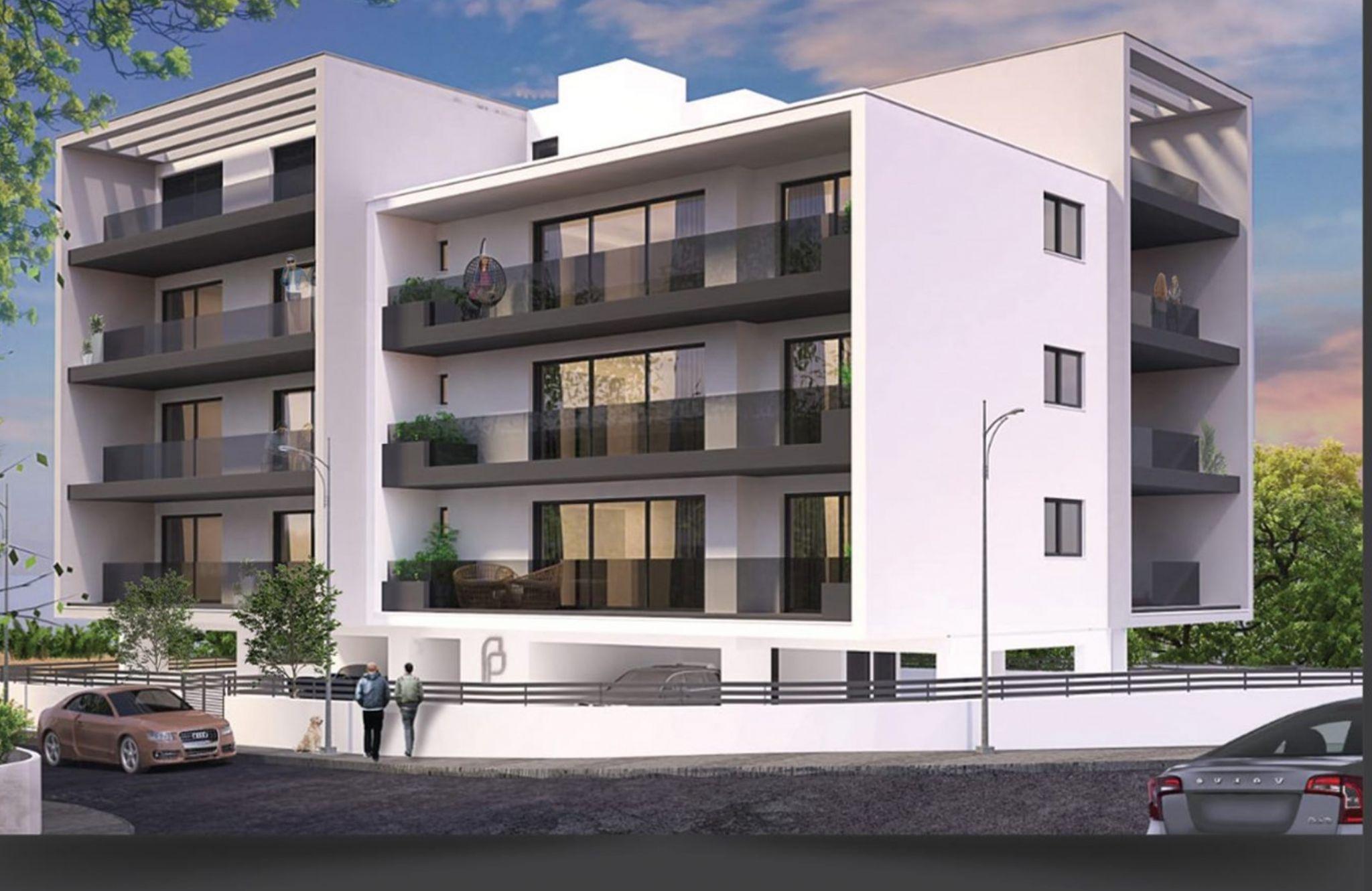 2 bedroom 1st floor apartment in Mesa Geitonia, Limassol  2.....