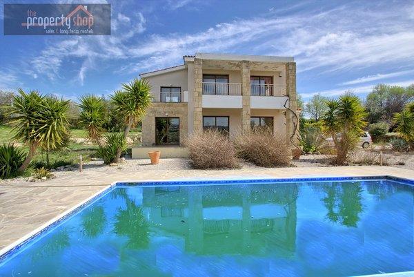 Letymbou : 3 Bedroom Detached House For Long Term Rental Let.....