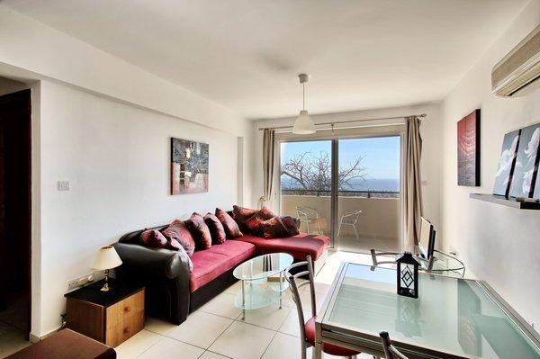 Chloraka : 1 Bedroom Apartment For Long Term Rental Chloraka.....