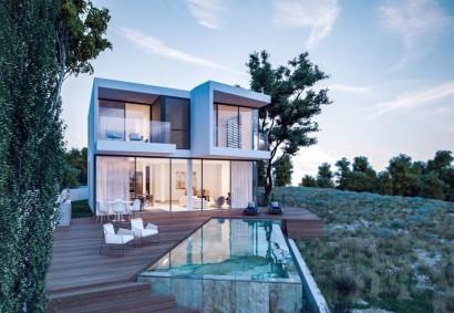 Detached Villa in Limassol, Agios Tychonas  4 bedrooms   355.....